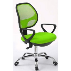 Computer Office Mesh Chair BY-104b Green
