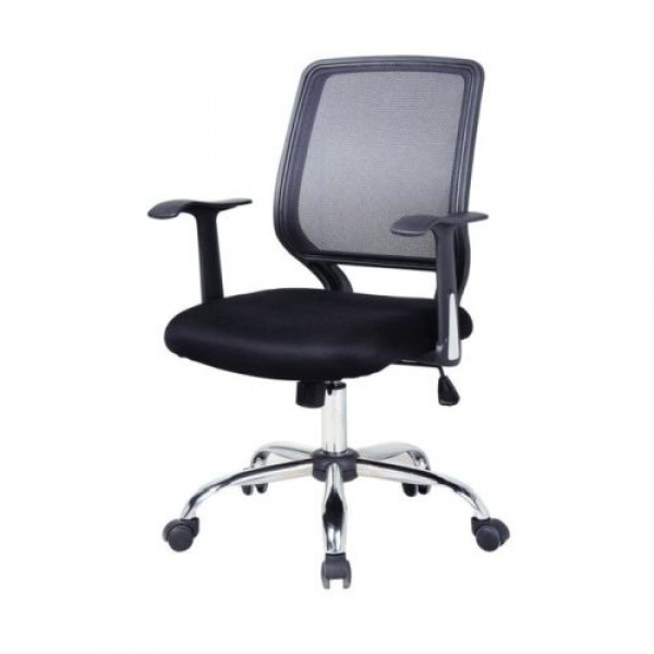 Computer Office Mesh Chair Black