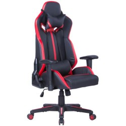 Escape Gaming Chair Black & Red