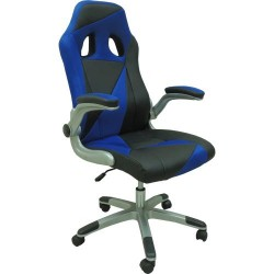 Gaming Chair FORM Black & Blue