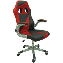 Gaming Chair FORM Black & Red