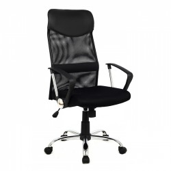 Office & Home Mesh Chair Monti Black