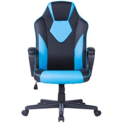 Gaming Chair STORM Black & Blue
