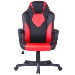 Gaming Chair STORM Black & Red
