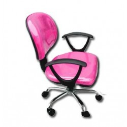 Computer Office Chair C-228 Pink