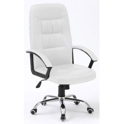Modern Office Executive Chair BY-855 White