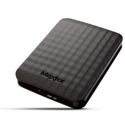 Maxtor 6.3cm 4TB USB3.0 M3 Portable External HDD USB3.0 Black