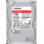 "TOSHIBA P300 1TB HDD 3.5"" Desktop PC Hard Drive SATA 64M 7200rpm"