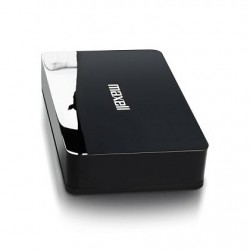 Maxell 1TB USB 3.0 HDD TANK 3.5 External Hard Disk Drive E-Series Black