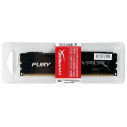 Kingston HyperX FURY 8GB DDR3 1600MHz CL-10 240-pin UDIMM Black
