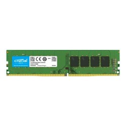 Crucial 16GB DDR4 2666MHz UDIMM PC4-21300 1.2V CL19 RetailCT16G4DFD8266