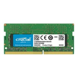 Crucial 8GB DDR4 2666MHz SODIMM Memory Module Laptop CT8G4SFS8266