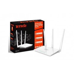 Tenda F3 Wireless N300 Easy Setup Router 300Mbps