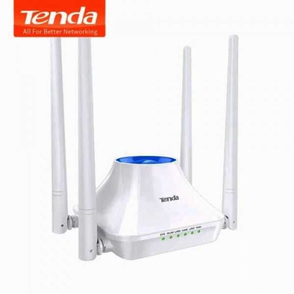 Tenda F6 Wireless N300 Easy Setup Router