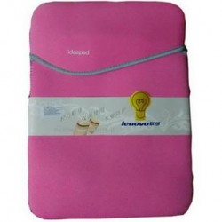 "Laptop Sleeve 12"" - 13"" Pink / Silver Lenovo Ideapad"