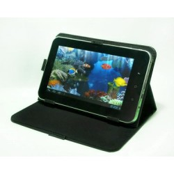 "Tablet cover 7"" black"