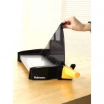 Fellowes Fusion A3 Guillotine Paper Cutter Trimmer Metal with SafeCut Guard