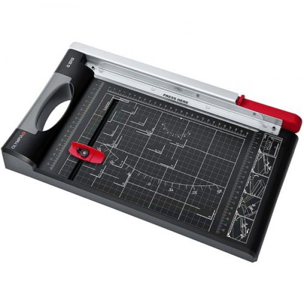 Olympia G3310 A4 Paper cutter trimmer guillotine
