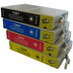 Ink Jet Cartridge T01281-T01282-T01283-T1284