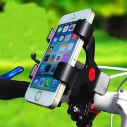 Mobile Bike Universal Phone Holder Bicycle Mount 360° Rotate